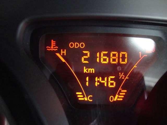 走行21600km!パートタイム4WD!お買得車ですので、お早目のご検討宜しくお願い致します。