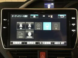 【純正10型ナビ(NSZN-Z66T)】CD/DVD/Bluetooth/フルセグTV