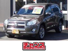 トヨタ RAV4 の中古車 2.4 スタイル Sパッケージ 4WD 茨城県守谷市 98.9万円