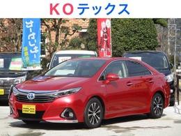 トヨタ SAI 2.4 S Cパッケージ HDDナビ Bluetoth 自動ブレ-キ サポカ-補助