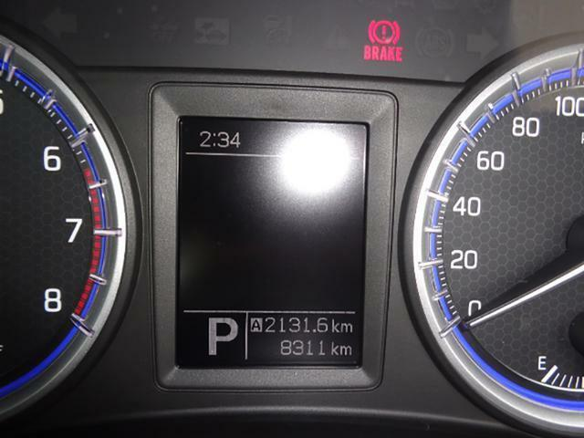 走行距離は8,311km!少ない走行距離がうれしいですね♪