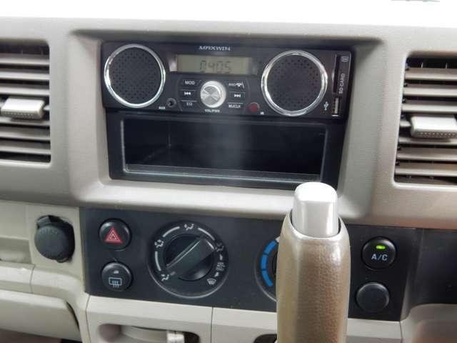 Bluetoothオーディオ装着車!!