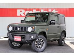 スズキ ジムニー 660 XC 4WD 届出済未使用車 衝突軽減装置 AT車