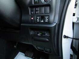 装備も充実!トヨタセイフティセンス(衝突軽減ブレーキ)、両側パワースライドドア、オートハイビーム、アイドリングストップなど
