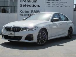 BMW 3シリーズ M340i xドライブ 4WD 黒革シートヒーター ライブコックピット