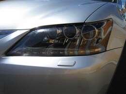 3眼LED ヘッドライト ヘッドライトウォッシャー