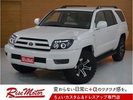 トヨタ ハイラックスサーフ 2.7 SSR-X 4WD 本州仕入/社外ヘッドライト/新マットタイヤ