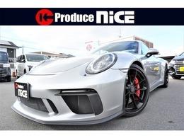 ポルシェ 911 GT3 PDK SPクロノ カーボンレザーインテリア Rカメ