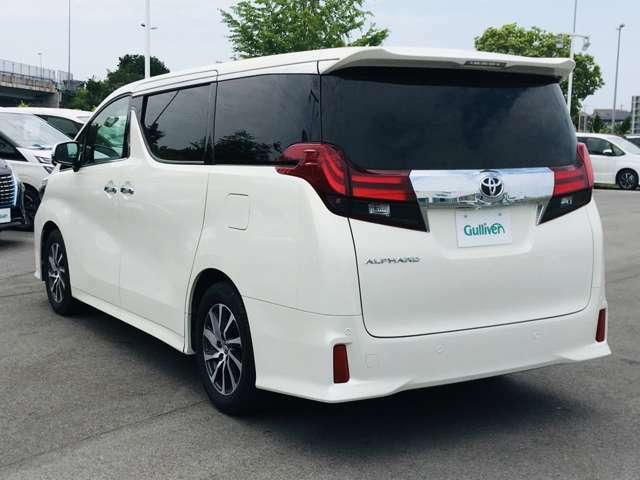 【 リアエクステリア 】ガリバーでは最長10年の延長保証をご用意しております♪せっかくご購入いただく大切なお車です!もしもに備えた延長保証はオススメです♪