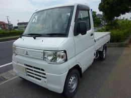 三菱 ミニキャブトラック 660 Vタイプ エアコン.パワステ.3方開.ワンオーナー