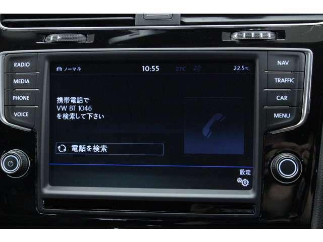 Bluetoothを接続すると、スマホなどのデバイスの中に保存されているお気に入りの音楽を車内で再生する事ができます。
