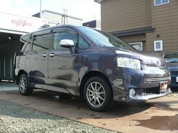 トヨタ ヴォクシー 2.0 ZS 煌II 4WD 寒冷地仕様車 車検令和4年10月