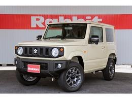 スズキ ジムニー 660 XC 4WD 届出済未使用車 衝突安全装置 AT車
