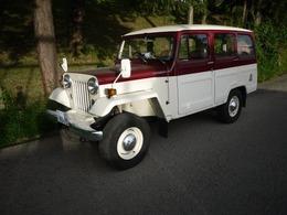 三菱 ジープ 2.6 4WD NOX適合車