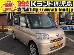 ダイハツ タント 660 L キーレス・ナビ・TV・ETC・取説