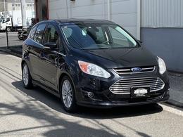 フォード フォーカスC-MAX 新車並行 ENERGIプラグインハイブリッド パノラマサンルーフ黒革Sヒーター
