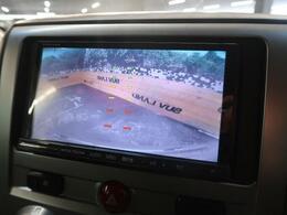 【バックカメラ】カラーで見やすいバックカメラが装備されております。お車を初めて運転される方や、バック操作が苦手なお客様にはオススメの装備ですよね!
