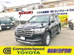トヨタ ランドクルーザー200 の中古車 4.6 GX 4WD 大阪府高槻市 485.0万円