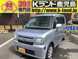 トヨタ ピクシススペース 660 X スマートキー・純正CD・取説
