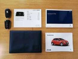 取扱説明書、メンテナンスノート、新車保証書、スペアキー付属しております。詳しくはフリーコール 0078-6002-080898