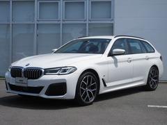 BMW 5シリーズ ツーリング の中古車 523d ツーリング Mスポーツ 熊本県熊本市東区 697.0万円