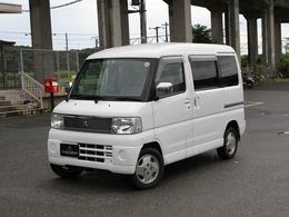 三菱 タウンボックス 660 RX ハイルーフ 4WD 5MT ターボ 4WD
