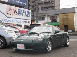 トヨタ MR-S 1.8 Vエディション シーケンシャル CD 革シート