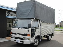 いすゞ エルフ 2.8幌・極東パワーゲート付き 積載量1250kg 5速