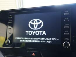 【ディスプレイオーディオ】お好きな音楽を聞きながらのドライブも快適にお過ごしいただけます。