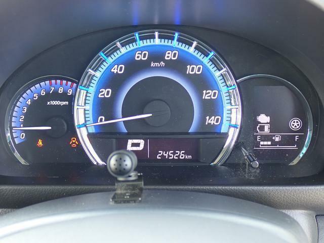 【メーター】オシャレで見やすいディスプレイです!スピードの出しすぎには注意して安全運転でお願いしますね!