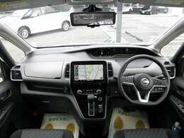 360°セーフティアシストセレナは、全方位で視界が広い。気持ちがよくて、運転もしやすいです。「サポカーS ワイド」「サポカー」に該当しています。