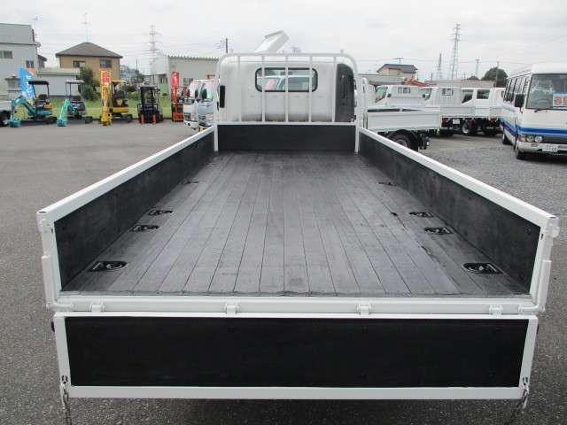 ボディー仕上げ済!荷台寸法5000×2090×360!荷台床面板張り!