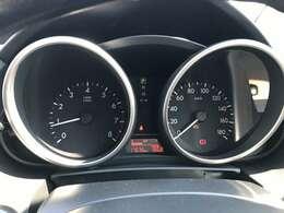 視認性に優れたファインビジョンメーターです!走行距離や燃料が確認できます!