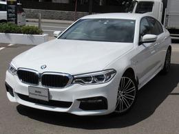 BMW 5シリーズ 530i Mスポーツ フロント電動シートメモリー機能付Bカメラ