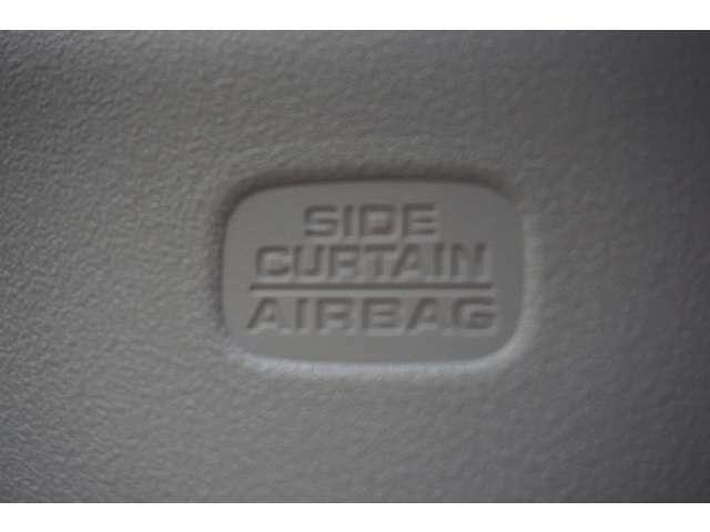 前席用i-サイドエアバックシステム(容量変化タイプ)+サイドカーテンエアバックシステム(前席/後席対応)
