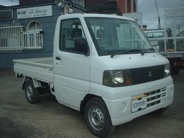 三菱 ミニキャブトラック 660 Vタイプ 4WD 5速