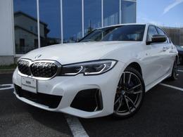 BMW 3シリーズ M340i xドライブ 4WD 全方位カメラブラックレザーシート19AW