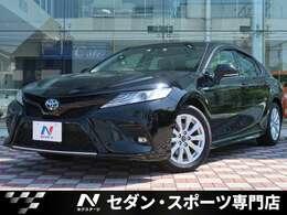 トヨタ カムリ 2.5 WS ハーフレザーシート 純正ナビ セーフティ