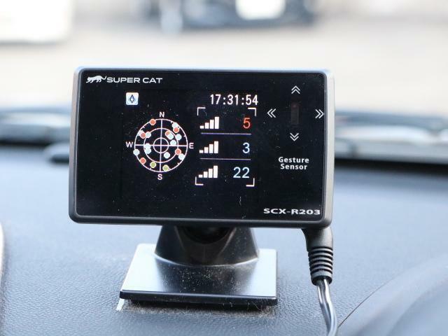スーパーキャットのレーダー装備車!!長距離や沢山走る方にも安心です!!