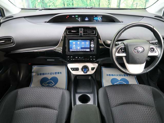 レンタアップ 【H30年式プリウス入庫いたしました】装備充実!内外装ともに状態の良いお車です!