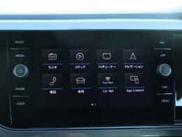 8インチのディスカバープロは、ナビゲーションだけではなく、車両情報の表示や設定、オーディオ(音楽再生BluetoothフルセグTV)やハンズフリーと多彩な機能性でカーライフをより楽しく快適に演出します