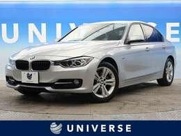 BMW 3シリーズ 320i xドライブ スポーツ 4WD インテリジェントセ-フティ/純正HDDナビ