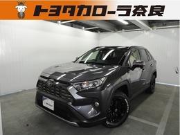 トヨタ RAV4 2.0 G Zパッケージ 4WD TSS・ICS付・ムーンルーフ・LED