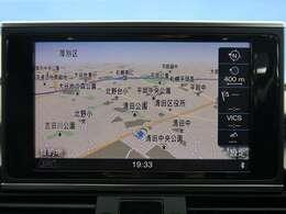 ●アウディ純正HDDナビ:高級感のある車内を演出させるナビです!