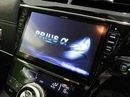 【BIGX9型SDナビ】CD・DVD再生・フルセグTV視聴可能で、SDミュージックサーバーも搭載なのでSDカード挿入で音楽の録音もできます!!はめ込み式で車内との一体感もあります♪