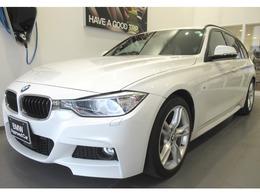 BMW 3シリーズツーリング 320d Mスポーツ ワンオーナー 禁煙車 記録簿
