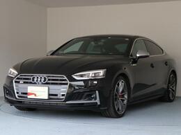 アウディ S5スポーツバック 3.0 4WD 認定中古車 バーチャルコクピットト