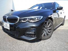 BMW 3シリーズツーリング 320d xドライブ Mスポーツ ディーゼルターボ 4WD 18AWACCコンフォートpkgETCデモ禁煙認定車