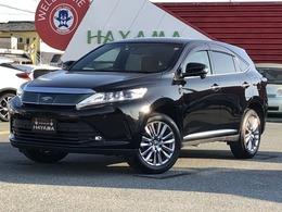 トヨタ ハリアー 2.0 プレミアム アルパイン9インチナビ・フルセグTV