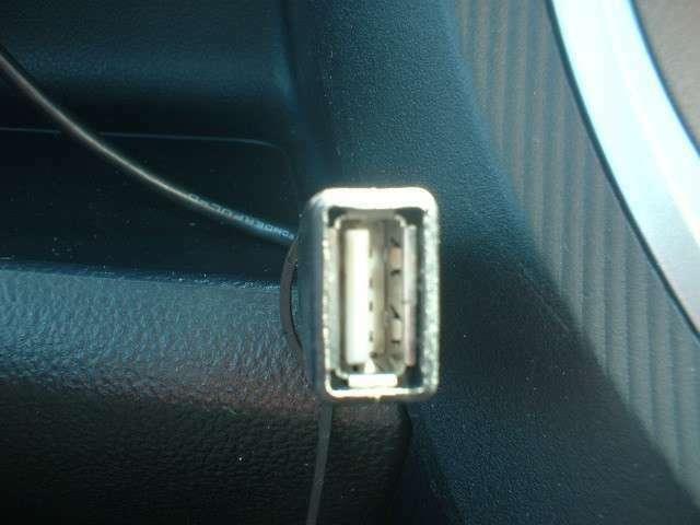 USB接続可能です!!